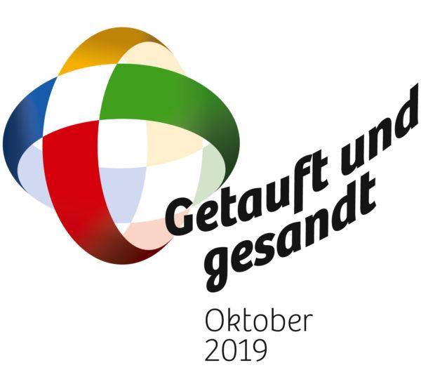 Das Logo des ausserordentlichen Missionsmonats Oktober 2019 (Foto: zVg).