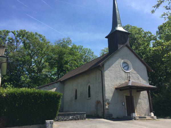 Die dem heiligen Felix geweihte Pfarrkirche von Presinge. (Foto: zVg)